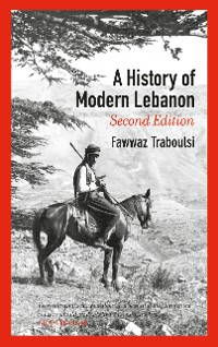 Cover A History of Modern Lebanon