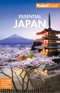 Cover Fodor's Essential Japan