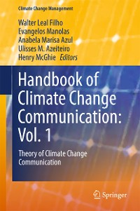 Cover Handbook of Climate Change Communication: Vol. 1