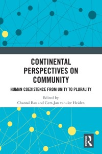 Cover Continental Perspectives on Community