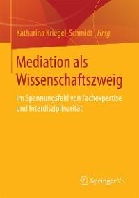 Cover Mediation als Wissenschaftszweig