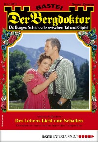 Cover Der Bergdoktor 2035 - Heimatroman