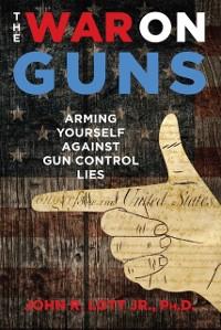 Cover War on Guns