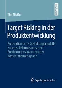 Cover Target Risking in der Produktentwicklung