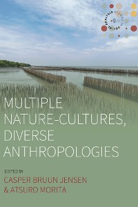 Cover Multiple Nature-Cultures, Diverse Anthropologies