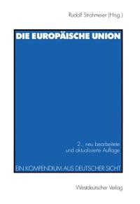 Cover Die europaische Union