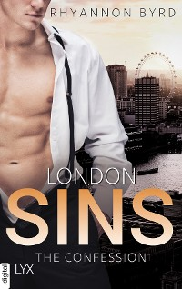 Cover London Sins - The Confession