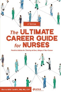 Cover The ULTIMATE Career Guide for Nurses