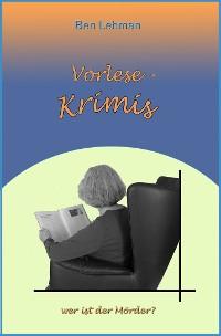 Cover Vorlese Krimis