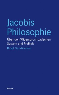 Cover Jacobis Philosophie