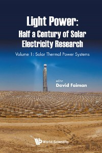Cover Light Power: Half a Century of Solar Electricity Research