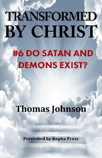 Cover Transformed by Christ #6