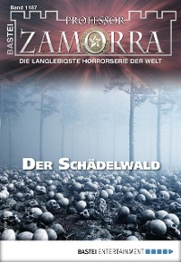 Cover Professor Zamorra 1187 - Horror-Serie