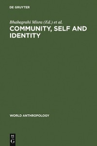 Cover Community, Self and Identity