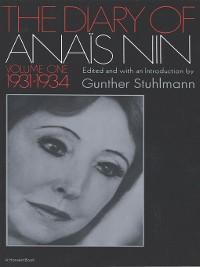 Cover Diary of Anais Nin, Volume 1