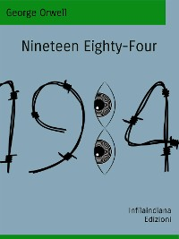 Cover Nineteen eighty-four