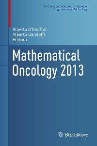 Cover Mathematical Oncology 2013