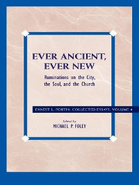 Cover Ever Ancient, Ever New