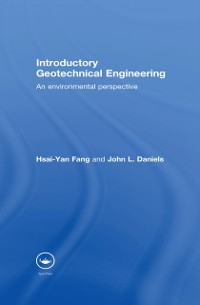 Cover Introductory Geotechnical Engineering