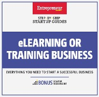 Cover eLearning or Training Business