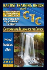 Cover 3rd Quarter 2013 Adult Christian Educator