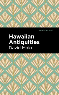 Cover Hawaiian Antiquities
