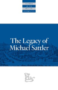 Cover The Legacy of Michael Sattler