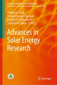 Cover Advances in Solar Energy Research