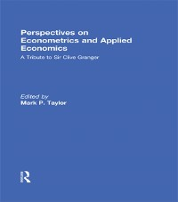 Cover Perspectives on Econometrics and Applied Economics