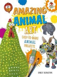 Cover Amazing Animal Art