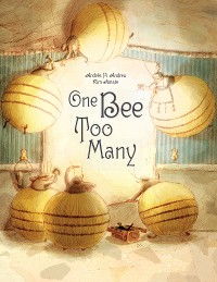 Cover One Bee Too Many