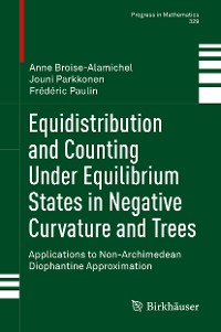 Cover Equidistribution and Counting Under Equilibrium States in Negative Curvature and Trees