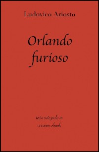 Cover Orlando furioso di Ludovico Ariosto in ebook