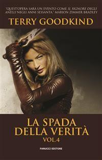 Cover La Spada della verità vol. 4