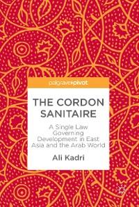 Cover The Cordon Sanitaire