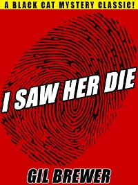 Cover I Saw Her Die
