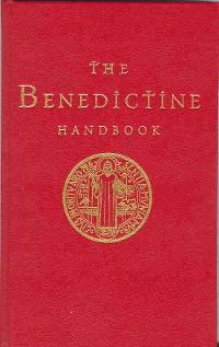 Cover The Benedictine Handbook