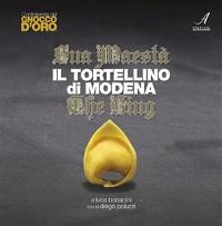 Cover Sua maestà il tortellino di Modena the king