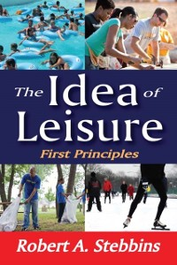 Cover Idea of Leisure