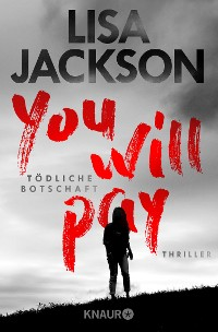 Cover You will pay - Tödliche Botschaft