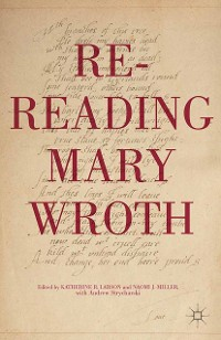 Cover Re-Reading Mary Wroth