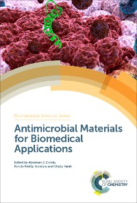 Cover Antimicrobial Materials for Biomedical Applications