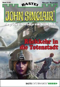 Cover John Sinclair 2145 - Horror-Serie