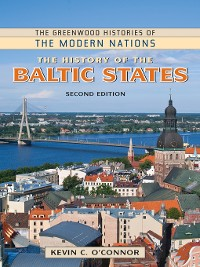 Cover The History of the Baltic States