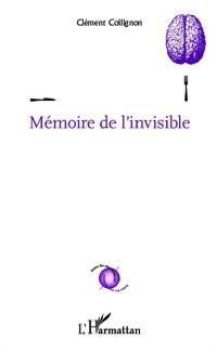 Cover MEMOIRE DE L'INVISIBLE