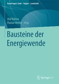 Cover Bausteine der Energiewende