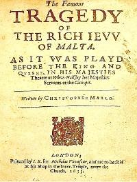 Cover The Jew of Malta