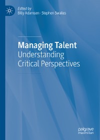 Cover Managing Talent