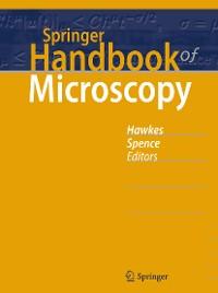 Cover Springer Handbook of Microscopy
