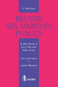 Cover Réussir ses marchés publics
